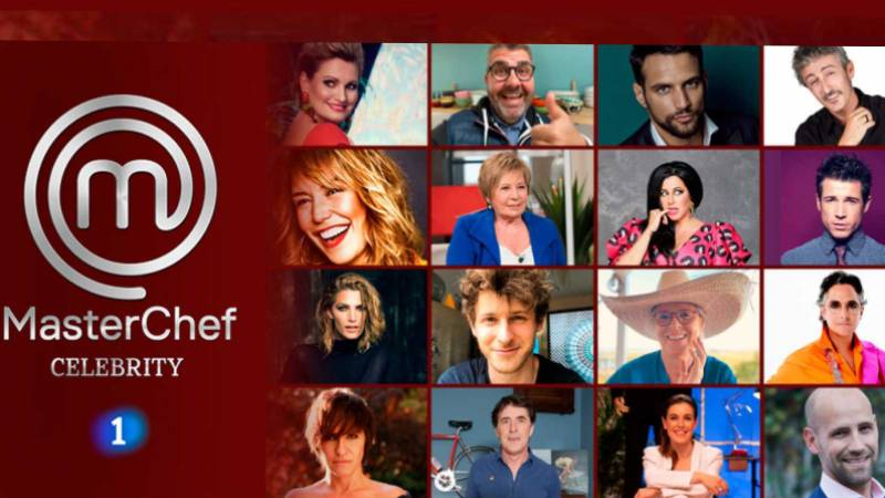 Masterchef Celebrity 2020 España